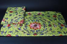Antique Pair of Chinese Embroideries