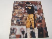 20x16 Jack Ham Autographed photo COA Total sports