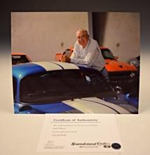 Carrol Shelby Autographed/signed Photo