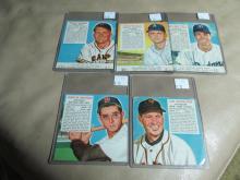 1952 Redman Tobacco Cards