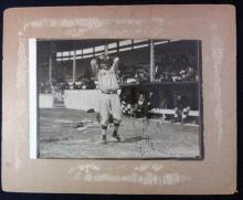 1914 Yankee's Ray Caldwell Signed Photo COA JSA