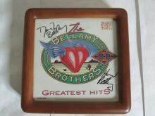 Bellamy Brothers Autographed CD