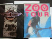 Doobie Brothers, U2 Tour guide Program