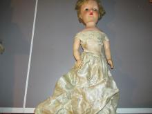 1958 Effebee doll 21 inch