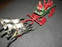 Original Cast Iron Patrol wagon