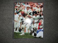 Joe Namath Autographed Photo Coa