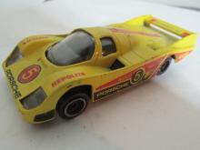 older Corgi car
