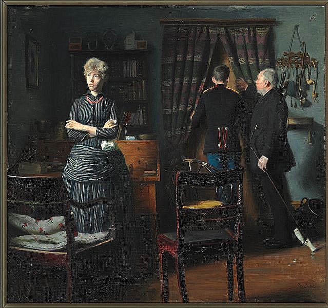 Peter Ilsted: The proposal.