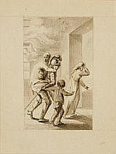 Jonas Haas, Johann Meno Haas, 18th-19th century