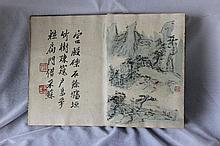 Attributed to Xu Beihong, 1895-1953