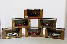 A Selection of Boxed Brumm Die Cast Models,