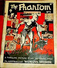 A Phantom Comic Book No 5, 1938
