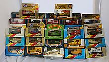 A Selection of Box Matchbox Collectors Die Cast Models
