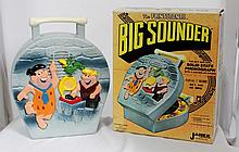 The Flinstones Big Sounder Solid State Phonograph