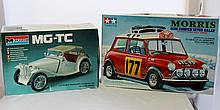 A Selection of Vintage Scale Model Kits,