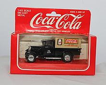A Good Coca Cola Trade Mark Boxed Die Cast Model