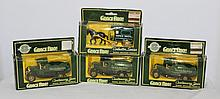 A Selection of Boxed Grace Bros Die Cast Models ,