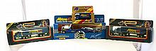A Selection of Boxed Mitre 10 Racing Die Cast Models ,