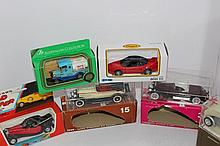 A Selection of Boxed Various Die Cast Boxed Models ,