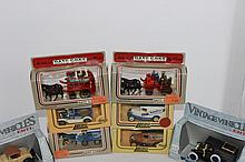 A Selection of Boxed  Die Cast Models ,