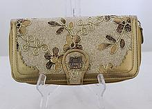 An Anna Sui Clutch Purse  l 19cm