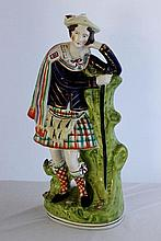 A 19th Century Staffordshire Figure