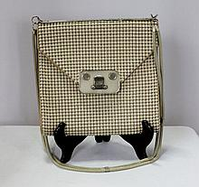 A Vintage Glomesh Ladies Handbag , c 1960