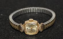 A Seiko Ladies Gold Fill Watch, c 1960