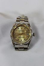 A Wristwatch
