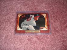 1955 Bowman Lou Burdette Ex-Vg Condition Milwauke Braves