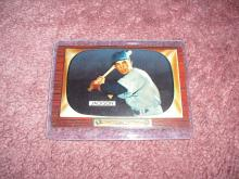 1955 Bowman Randy Jackson Ex-Vg Condition Chicago Cubs