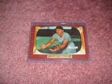 1955 Bowman Gil Coan Ex-Vg Condition Baltimore Orioles