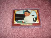 1955 Bowman Vern Stephens Ex-Vg Condition Orioles
