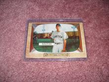 1955 Bowman Frank Sullivan Ex-Vg Condition Boston Red Sox