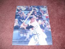 Brooks Robinson Autograph 8x10 Photo