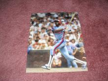 Andre Dawson Autograph 8x10 Photo
