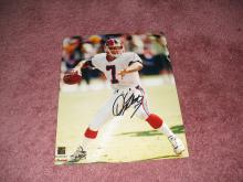 Doug Flutie Autograph 8x10 Photo