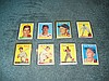1958 Topps (8) Card Lot