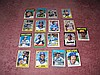 Milwaukee Brewers Autograph 17 Card Team Lot