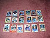Atlanta Braves Autograph 18 Card Team Lot