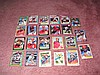 St Louis Cardinals Autograph 23 Card Team Lot