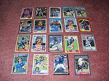Chicago Cubs Autograph 19 Card Team Lot