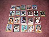 San Fanscisco Giants Autograph 21 Card Team Lot