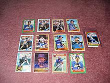 New York Mets Autograph 13 Card Team Lot
