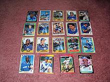 Kansas City Royals Autograph 19 Card Team Lot