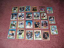 Detroit Tigers Autograph 23 Card Team Lot