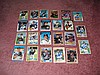 Detroit Tigers Autograph 23 Card Team Lot