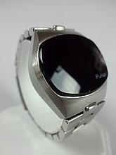 Hamilton Pulsar Bigtime Stainless Steel