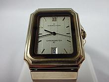 Hamilton Chronometer XC Wristwatch Quartz
