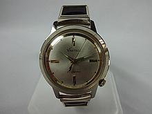1960s Vantage Electric Wristwatch Timecorp 130E